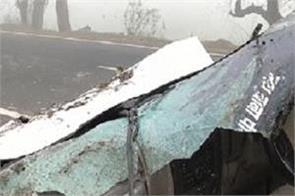 haryana road accident 6 dead