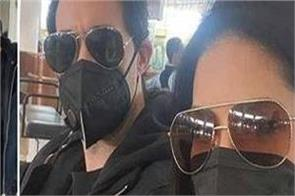 sunny leone says no to selfie without mask thanks to coronavirus scare