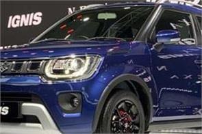 maruti suzuki ignis facelift launched