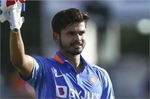 iyer becomes the most successful batsman at no 4 in odis leaving yuvraj behind