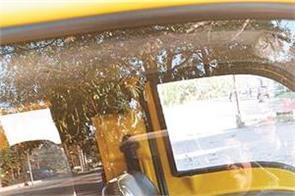 patiala  school vehicle  fire safety