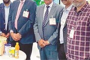 milkfed  chairman captian harminder singh