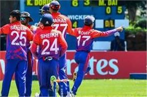 lamichhane got six wickets  nepa create world record in odis