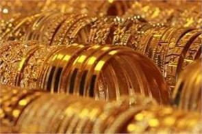 gold shined at rs 170  silver