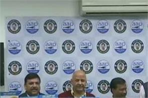 delhielections2020 aap party releases party manifesto