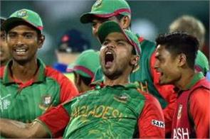 bangladesh s odi squad announced against zimbabwe