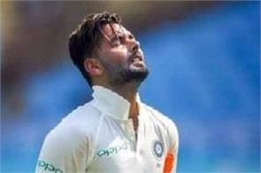 rishabh pant again flop in practice match against new zealand xi