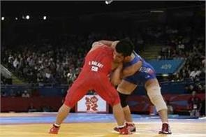 pakistani chinese wrestlers visa problem will be solved wfi
