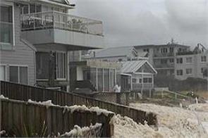 sydney hit heaviest rainfall 30 yrs