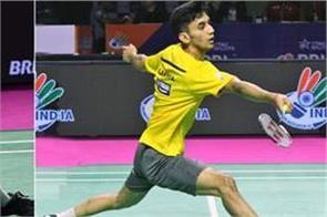 indian men team lose in semi finals badminton asia team championships