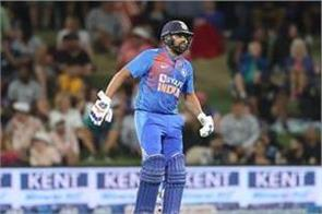 rohit odi and test squad out of indian team due to injury
