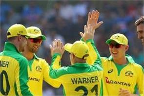australian team announced for odi series against new zealand and south africa