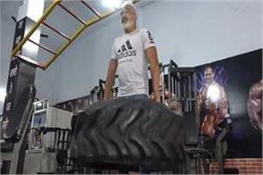 body builder avtar singh lalton