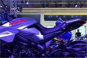 news suzuki katana unveiled at auto expo2020