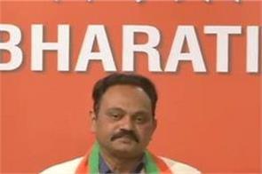 delhi  samir dwivedi joins bjp