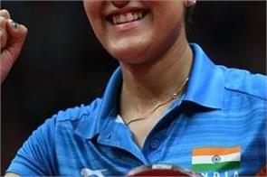 manika batra  table tennis tournament