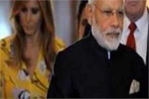 pm modi will not visit taj mahal with trump family