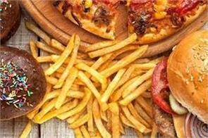 eating junk food may lower sperm count