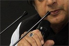 shashi tharoor gets permission travel abroad