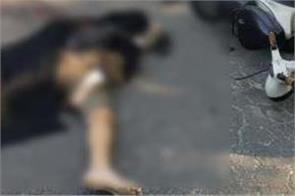 road accident man dead