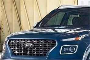 hyundai venue bs6 launched in india