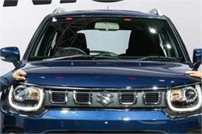 maruti suzuki ignis facelift unveiled in india