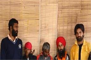 amritsar gujjars people prisoners torture