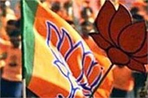 haryana bjp chief to be named in 2 weeks