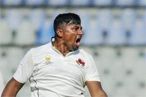 sarfaraz khan hits another century after double double century