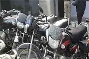 jalalabad  theft  motorcycle  2 members  arrest