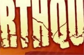 shimla minor earthquake