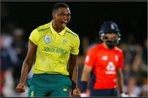south africa win by 1 run