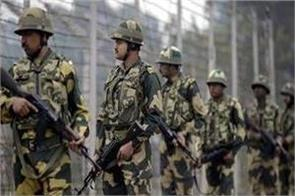 one killed 4 injured in poonch by firing pakistan army