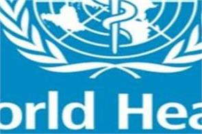 worldwide reduction of virus resistant masks who chief