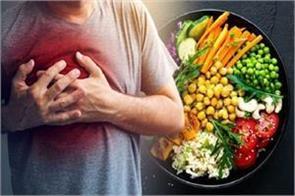 vegetarian food heart disease