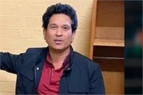 tendulkar praised the kangaroo batsman  saying   his batting has made me
