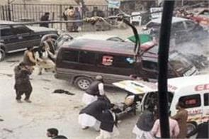 pakistan quetta blast kills 10 injures 35