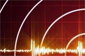 earthquake in delhi ncr