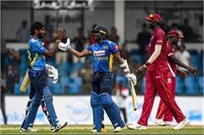 sri lanka  s thrilling win with a one wicket win over the windies