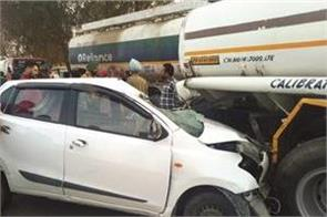 2 man death due to road accident