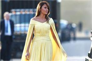 melania trump will be gifted   patola   saree