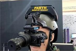 india created the world  s first   gunshot locator   helmet