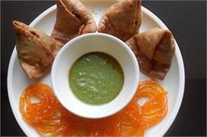 ibm ceo  arvind krishna said samosa is now served at the meeting