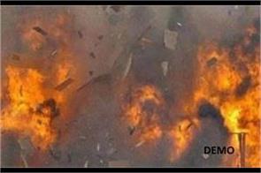 amritsar blast 3 injured