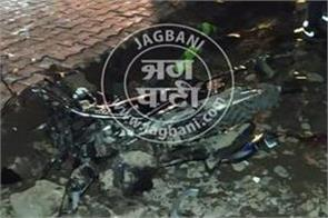 ludhiana in rail accident one death 4 seriously injured
