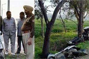 man death due to road accident