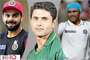 razzak  s controversial statement   sehwag made us a star  kohli is hit by money