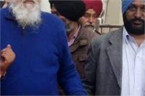 prakash singh badal reach at sri darbar sahib
