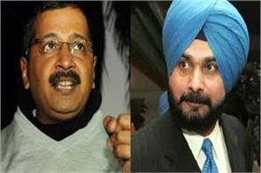 aap needs big face in punjab kejriwal may play bet on navjot