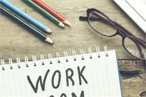 50  of the corporation employees work from home